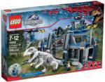 LEGO Jurassic World - Indominus Rex kitörése (75919)