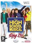 Disney High School Musical Sing It! [Microphone Bundle] (Wii) Játékprogram