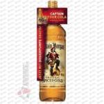 Captain Morgan Spiced Gold ajándék pumpa 3L (35%)