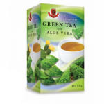 Herbex Zöld Tea Aloe Verával 20 filter