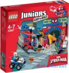 LEGO Juniors - Pókember búvóhelye (10687)