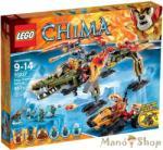 LEGO Chima - Crominus király megmentése (70227)