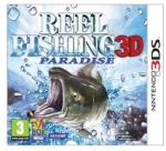 Natsume Reel Fishing 3D Paradise (3DS) Játékprogram