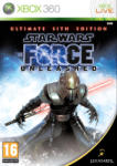 LucasArts Star Wars The Force Unleashed [Ultimate Sith Edition-Classics] (Xbox 360) Software - jocuri