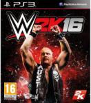 2K Games WWE 2K16 (PS3) Játékprogram
