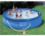 Intex Easy-set családi, vízforgatóval 457x91cm