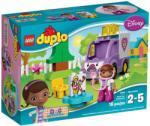 LEGO Duplo - Doc McStuffins - Rosie, a mentőautó (10605)