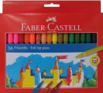 Faber-Castell Carioci 36 culori/set FABER-CASTELL