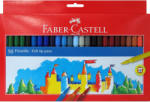 Faber-Castell Carioci 50 culori/set FABER-CASTELL