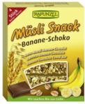 RAPUNZEL Bio Banános-csokis Müzliszelet 4x26g