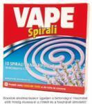 VAPE Rovarriasztó spirál (10db)