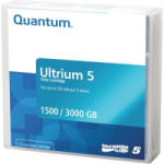 Quantum LTO-5 Ultrium 5 1500/3000GB Data Cartridge (MR-L5MQN-01)