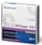 Quantum DLTtape VS1 160/320GB Data Cartridge (MR-V1MQN-01)