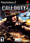 Activision Call of Duty 2 Big Red One [Platinum] (PS2) Játékprogram