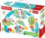 Trefl Baby Classic - Fisher-Price: Szivárvány erdő I (36058)