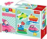 Trefl Baby Classic - Járművek (36057)