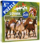 EX-IMP Lovak 2 x 20 db-os (16721)