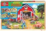 TS Shure PuzBox Farm fa óriás puzzle (K-0999)