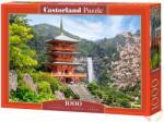 Castorland Seiganto-ji templom Japán 1000 db-os (C-103201)