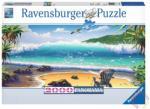 Ravensburger Panoráma puzzle Castaway-sziget 2000 db-os (16700)