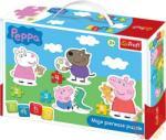 Trefl Baby Puzzle Peppa Malac (36061)