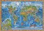 Heye Amazing World - Csodálatos világ 3000 db-os (29386)