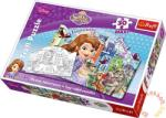 Trefl Maxi Puzzle Disney Szófia hercegnő Színezhető 30 db-os (14420)