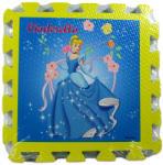 BANATOYS Disney hercegnők óriás szőnyegpuzzle 6 db-os