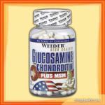 Weider Nutrition Glucosamine Chondroitin Plus MSM (120db)