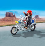 Playmobil Motocicleta Vultur (5526)
