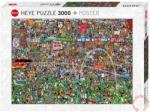 Heye Football History 3000 db-os (29205)