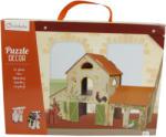 Avenue Mandarine 3D puzzle színház - Farm (PU004O)