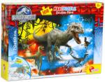 Lisciani Maxi Puzzle - Jurassic World: Indominus Rex 108 db-os kétoldalas színezhető puzzle (48663)