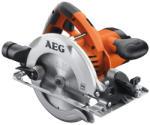 AEG KS 55-2 Fierastrau circular manual