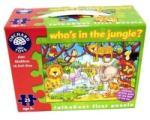 Orchard Toys Élet a dzsungelben 25 db-os (216)