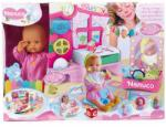 Nenuco Nursery - Bebe La Cresa Cu Accesorii (nen_9842) Papusa