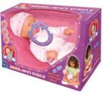 D-Toys Papusa Bebe Alice cu mimica realistica (64820) Papusa