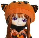 Huckleberry Toys Papusa Toffee - Pumpkin (170) Papusa