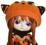 Huckleberry Toys Papusa Toffee - Pumpkin (170) Papusa