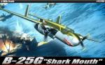 Academy B-25G Shark Mouth (12290)
