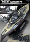 Academy Queen Elizabeth H. M. S. Warspite (14105)