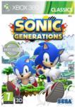 SEGA Sonic Generations [Classics] (Xbox 360) Software - jocuri