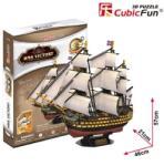 CubicFun 3D puzzle HMS Victory sorhajó 189 db-os (T4019H)