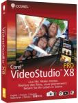 Corel VideoStudio Pro X8 VSPRX8MLMBEU