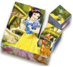 Brimarex Dobozos fa mesekocka - Disney Hercegnők 9 db-os (1567239)