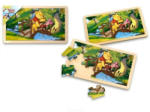 Brimarex Fakeretes puzzle - Micimackó 15 db-os (1567314)