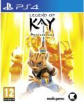 Nordic Games Legend of Kay Anniversary (PS4) Játékprogram