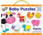Galt Baby Puzzle - Farm 6x2 db-os