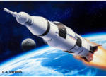 Revell Apollo Saturn V 1:144 4909