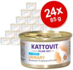 KATTOVIT Urinary Veal Tin 24x85g